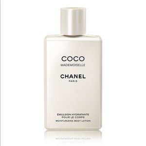 Full Bottle of COCO Chanel Lotion